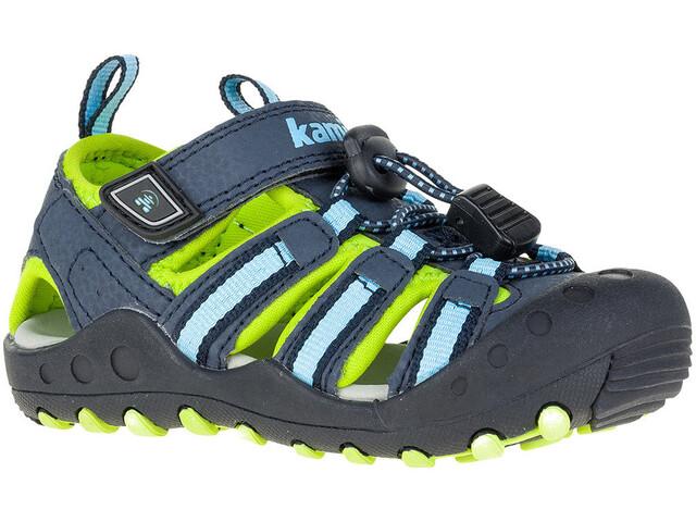 Kamik Kids Crab Shoes Blue-Bleu